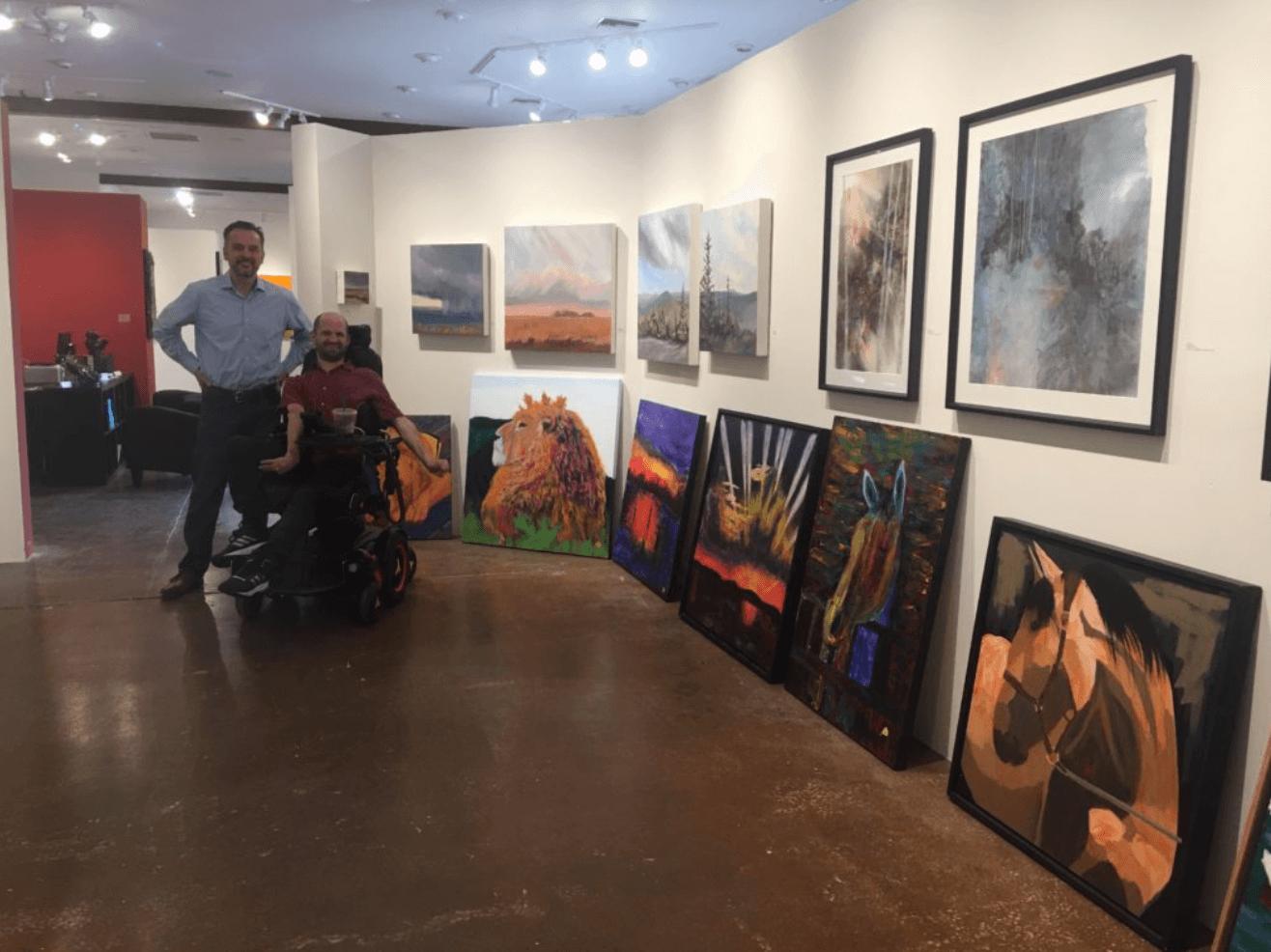 Donald Ryker Xanadu Gallery Jason Horej